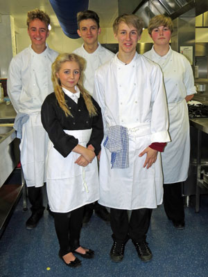 Rotary Young Chef 2013 Participants