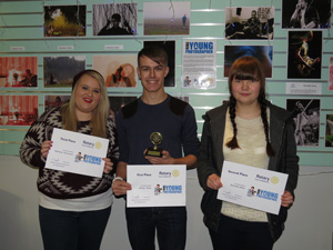 Rotary Young Photographer 2013 Winners