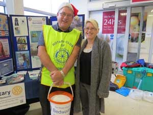 Tesco Collection December 2015 - Ken and Lorna